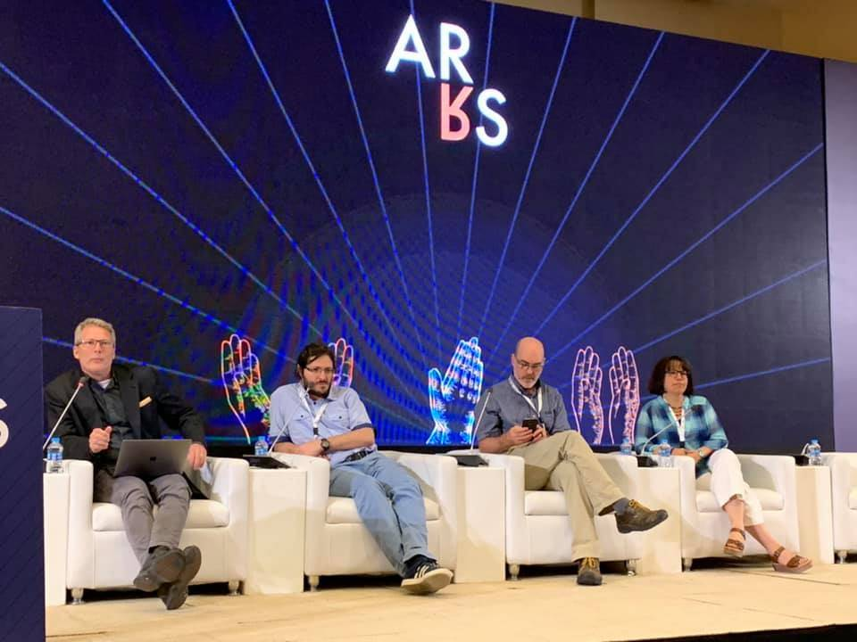 Panel discussion in Jordan